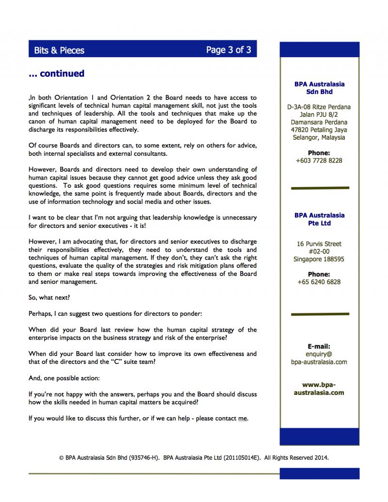 BPA - Newsletter - April 2014 - P3