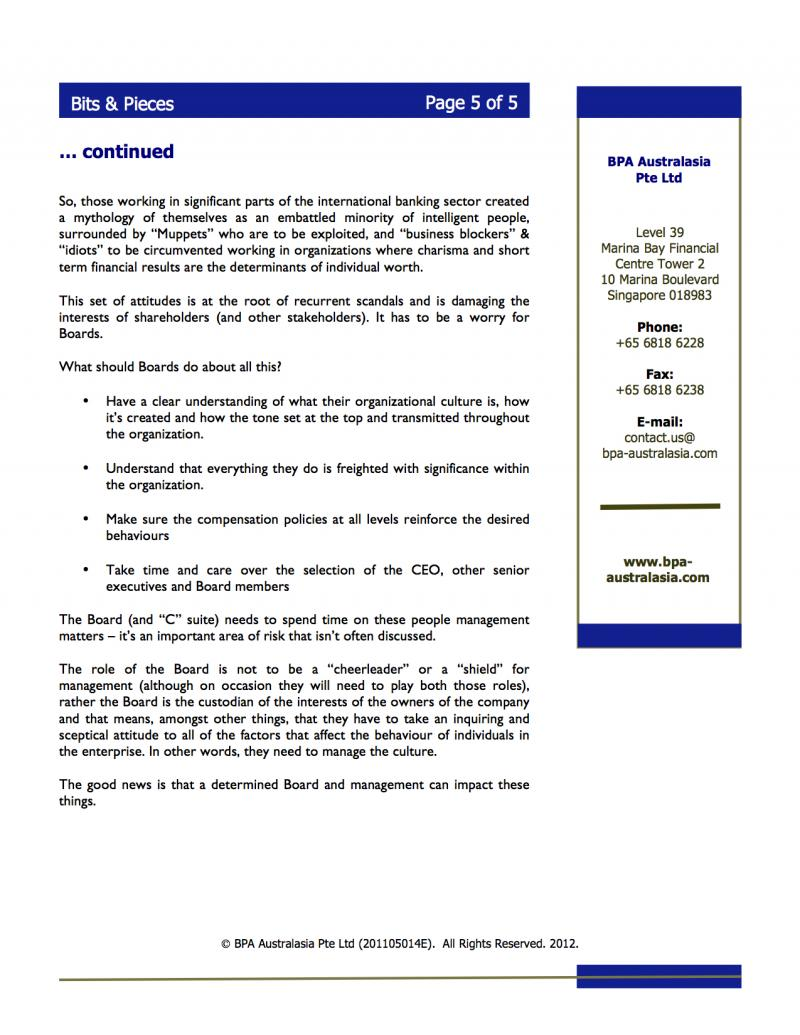 BPA - Newsletter - July 2012 - Issue 3 - 020712 - P5