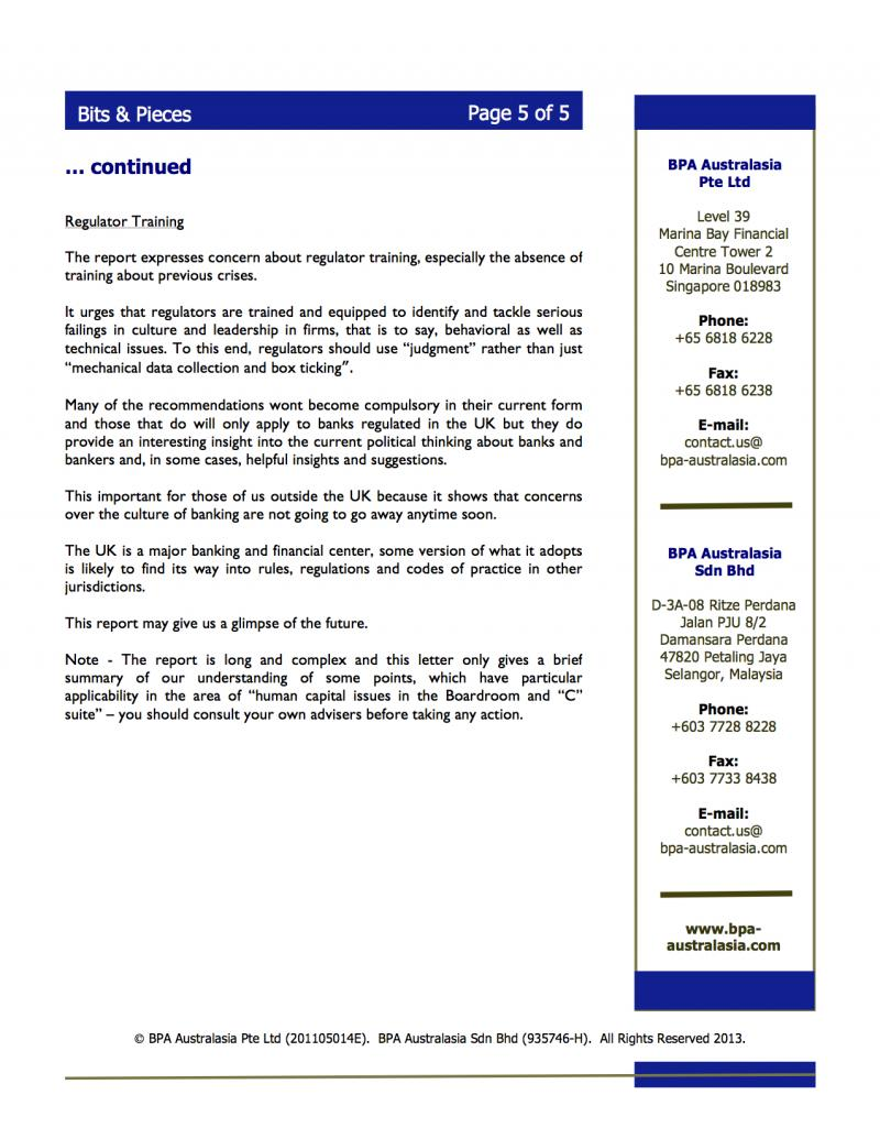 BPA - Newsletter - June 2013 - Issue 1 - 210613 - P5