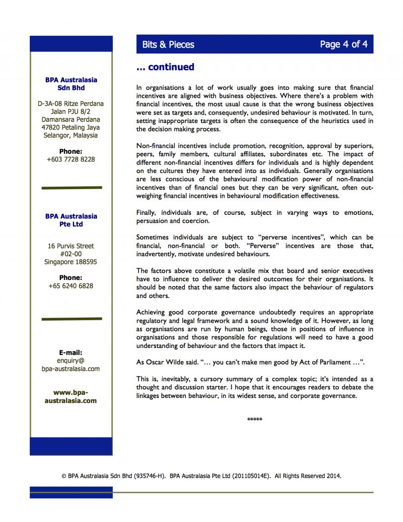 BPA - Newsletter - November 2014 - Issue 3 - 121114 - P4
