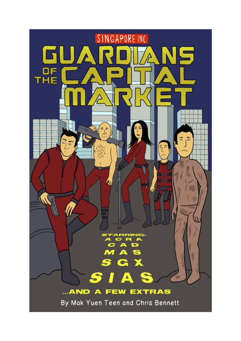 Guardians of the Capital Market